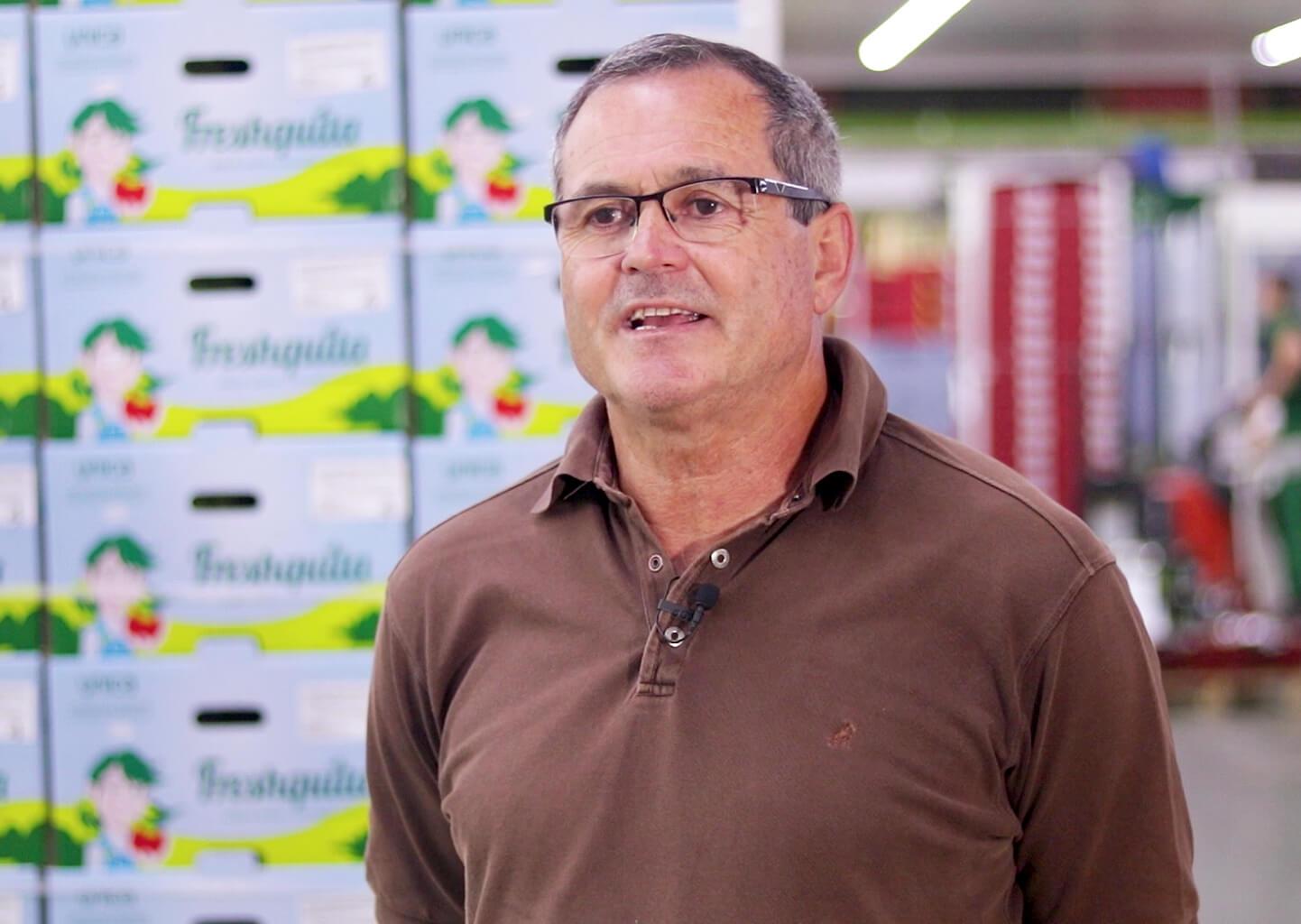 Jesús Villalobos, director técnico de UNICA